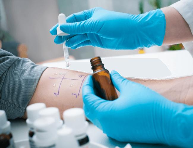 Bewältigen Sie Ihr Asthma mit einem Allergietest